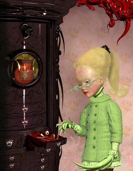Ray Caesar, Paternal secrets, 2004