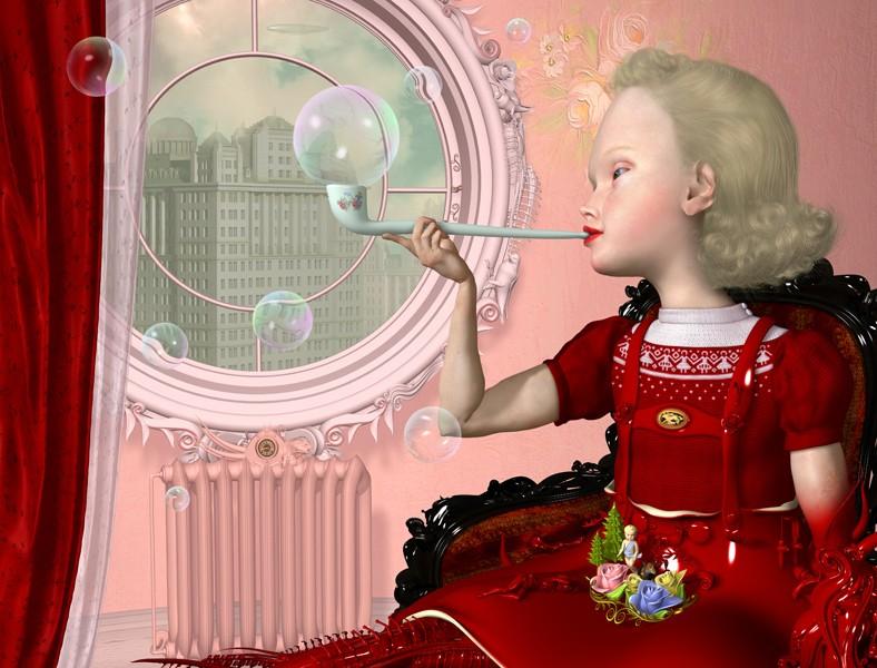 caesar bubbles