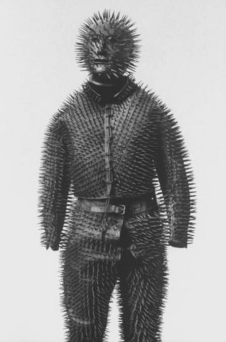 Siberian bear-hunting armor, 19th century