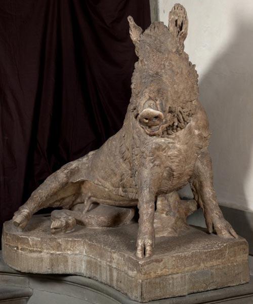 cinghiale, III secolo ac