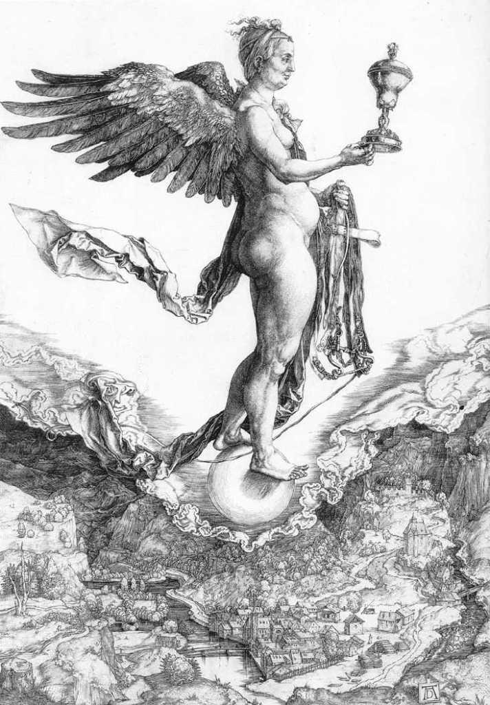 Durer, Fortune 1502
