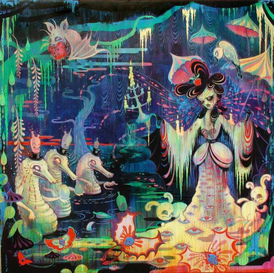Camille Rose Garcia, Noct-Lucere-Lacuna