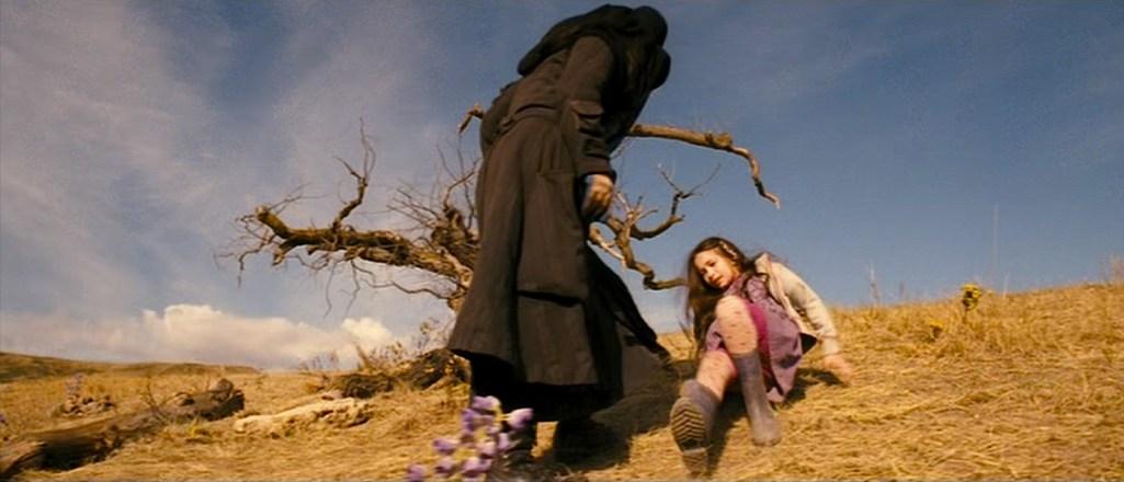 Tideland witch