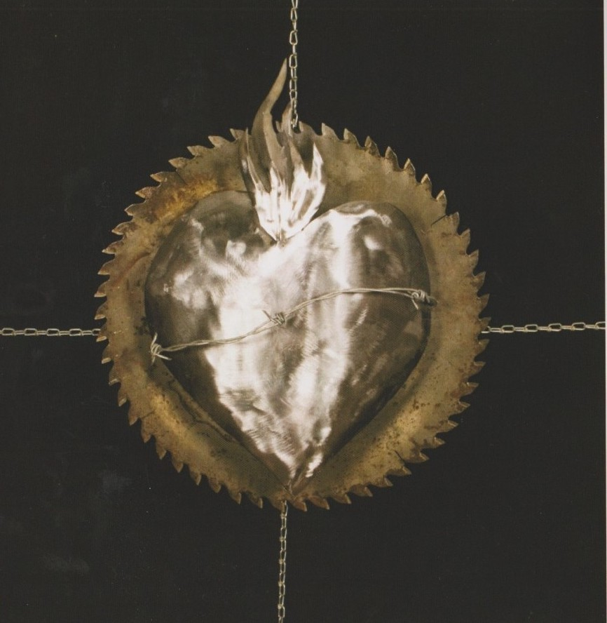 Lino Borghi, Sacro cuore metallo
