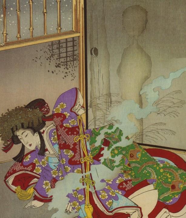 yoshitoshi, 36 ghosts
