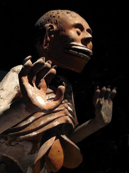 450px-Mictlantecuhtli_sculpture-2