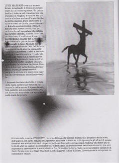Fanzine Unknown Pleasures, Stardust, grafiche Francesca de Paolis, x