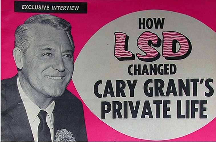 Cary e l'LSD
