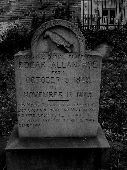 Tomba di Edgar Allan Poe