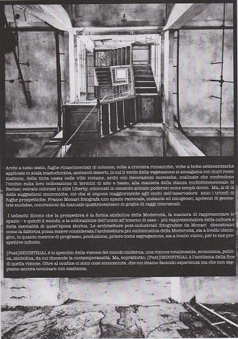 Fanzine Unknown Pleasures numero zero, Post-industrial, grafiche Francesca de Paolis, 4