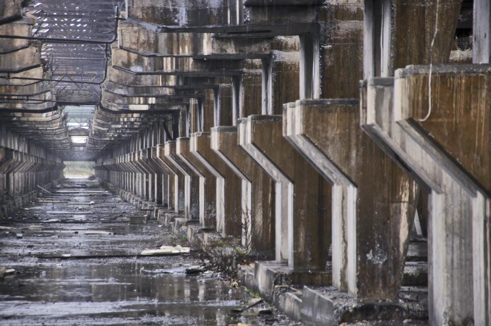 Porto Marghera, Acciaieria