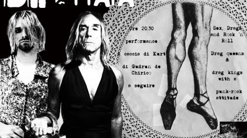 Difettata, Flyer, opera di stella (Stefania Gagliano), grafiche di Francesca De Paolis