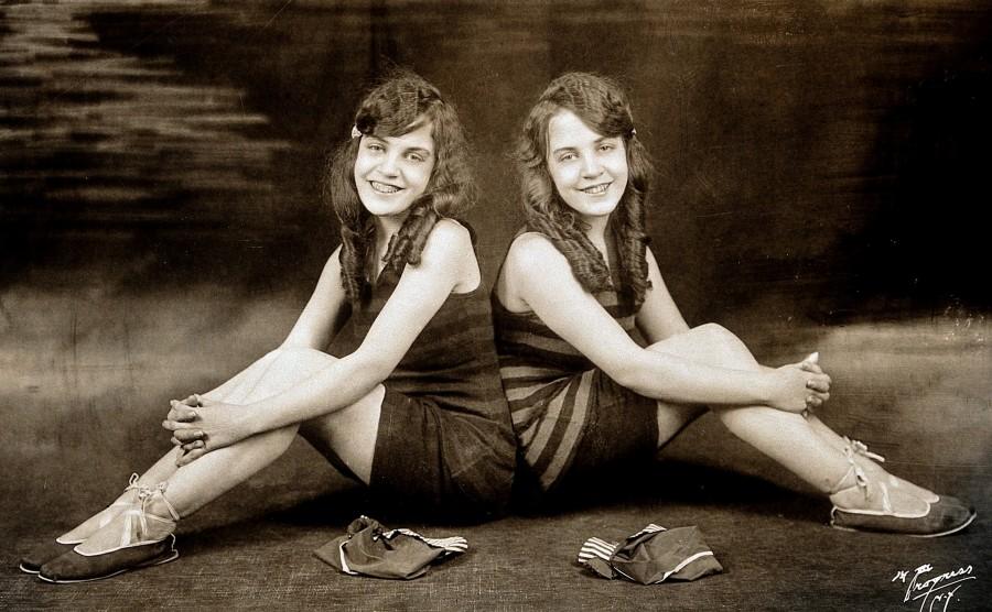 Daisy e Violet Hilton