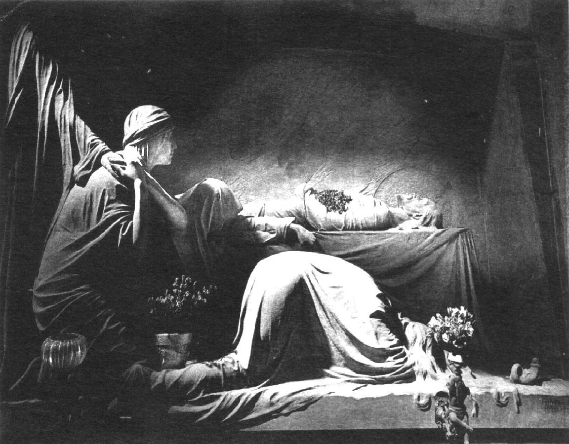 Famiglia  Appiani, Cimitero Monumentale di Staglieno Genova, foto di Demetrio Paernio.