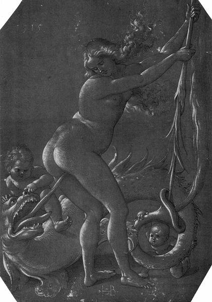 Hans Baldung, Hexenszene