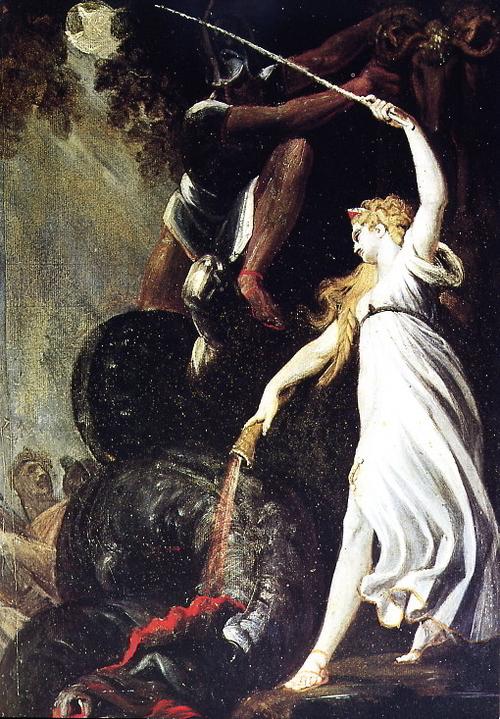 Henrich Fussli, Medea e Giasone.