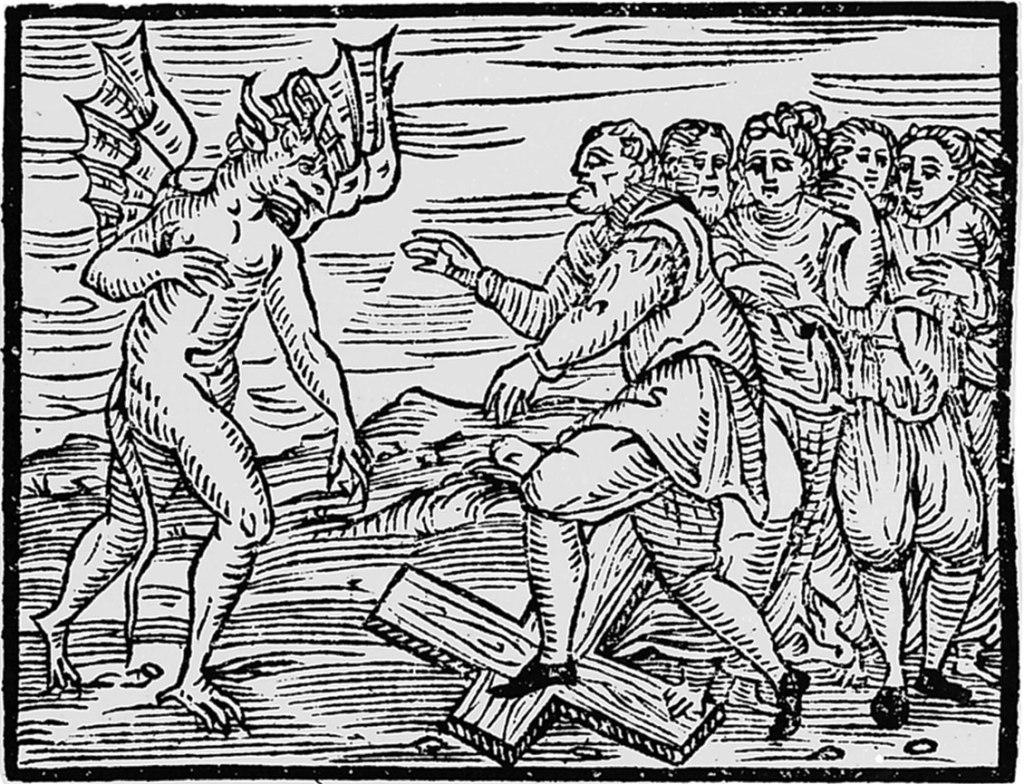 francesco maria guazzo, compendium maleficarum, 1608