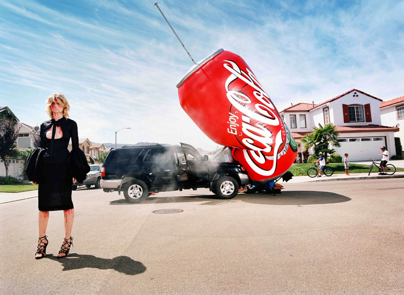 David LaChapelle, COKE-01