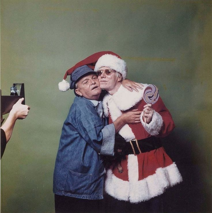 Mick Rock, Andy Warhol e Truman Capote