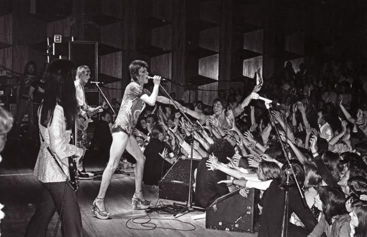 Mick Rock, Bowie2