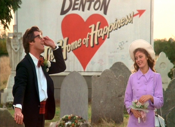 RHPS, Denton e le tombe