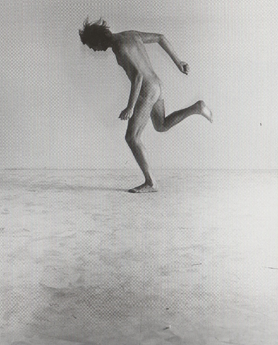 Peter Hujar, Nude Self-Portrait#3, 1966
