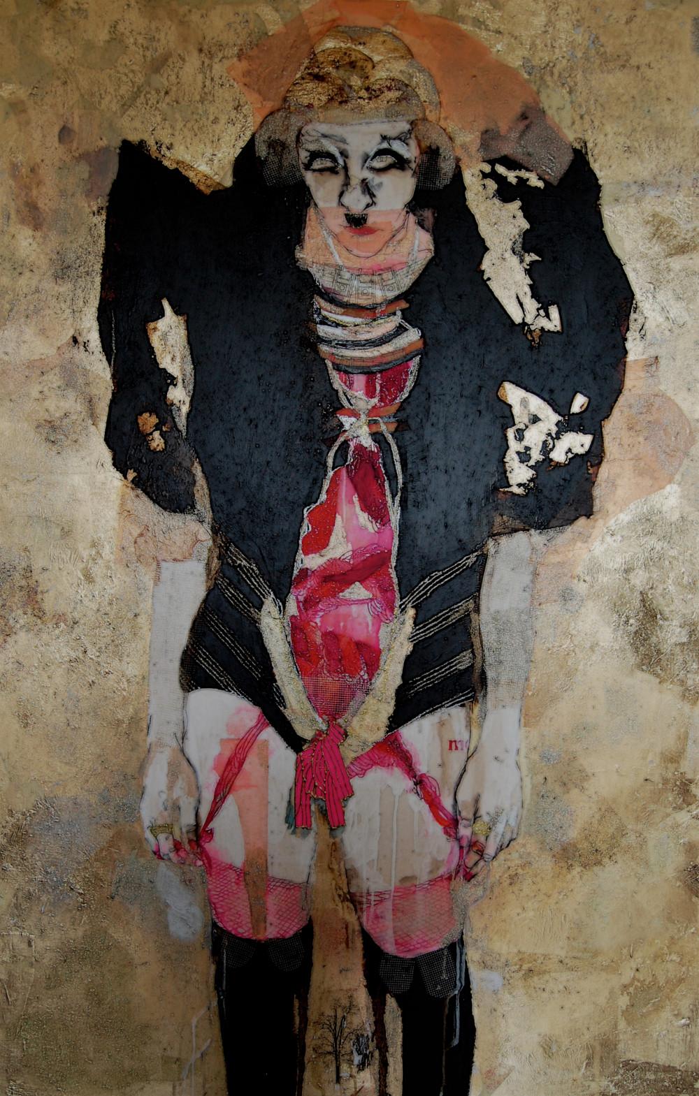 Elena Monzo, le corrosioni di ochun