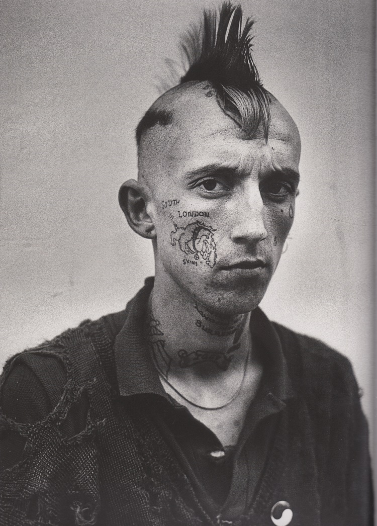 Derek Ridgers' London Youth, Belsen, Soho, 1982
