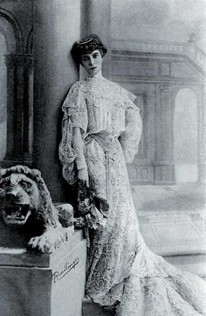 Marchesa Luisa Casati - 1905 , via larocaille