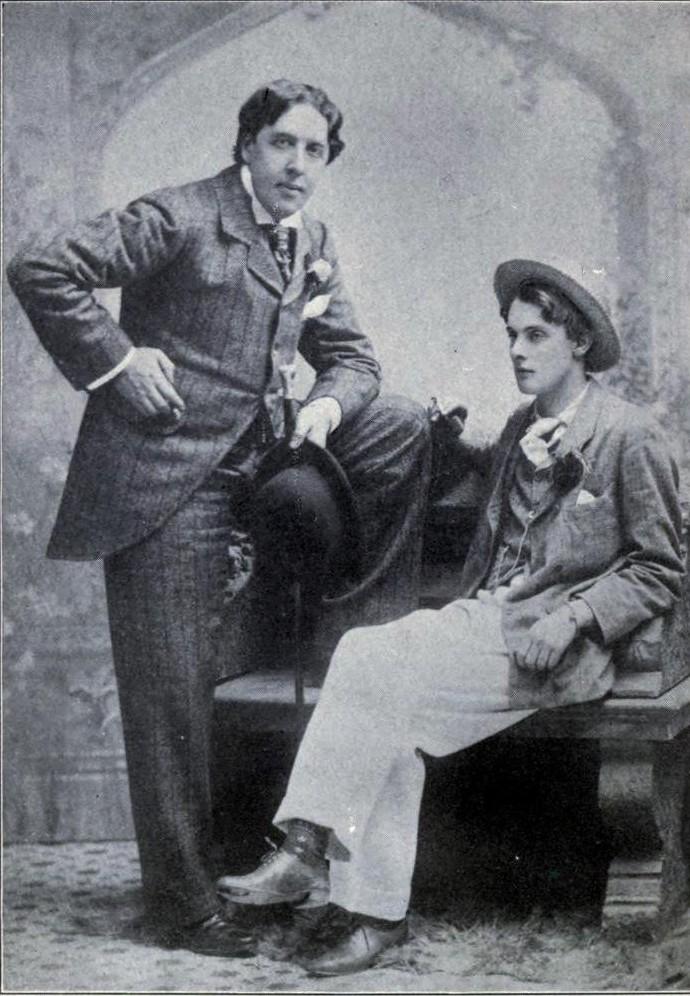 Oscar Wilde e Alfred Douglas