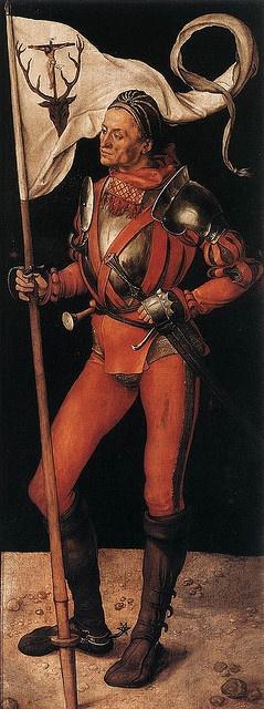 Durer, Sant'Eustachio