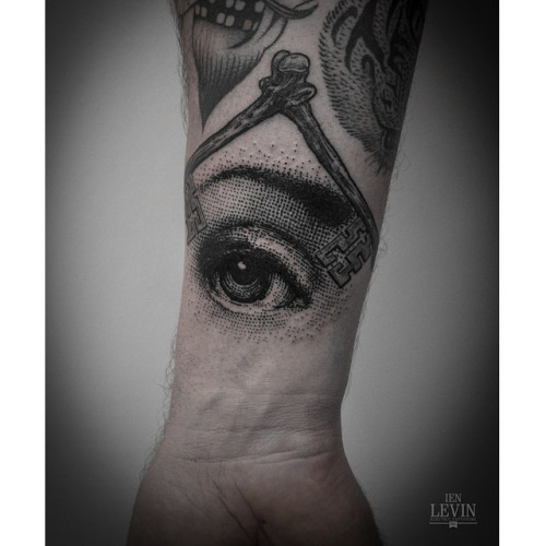 ien levin eye