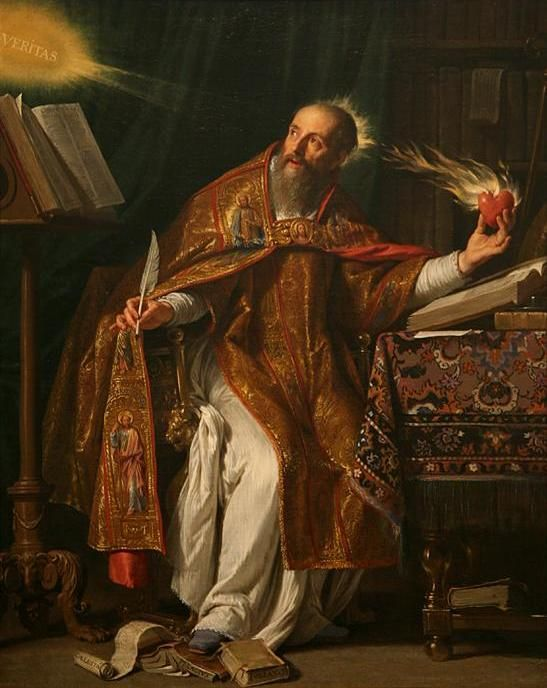 Sant'Agostino - Saint_Augustine_by_Philippe_de_Champaigne