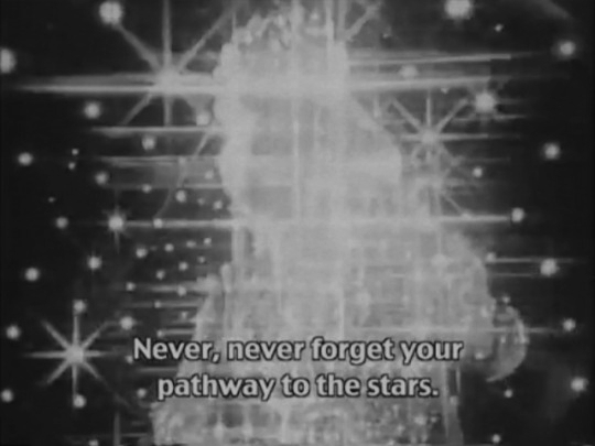 Never, never forget your Pathway to the Stars.