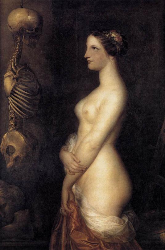 WIERTZ, Antoine, La Belle Rosine, 1847