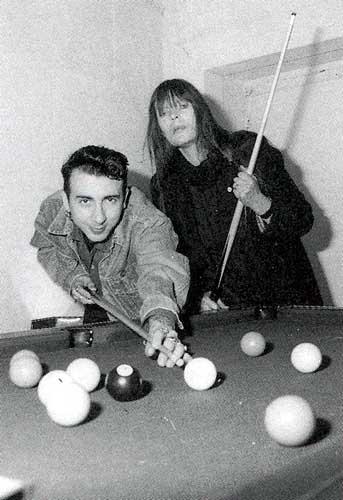 1988 - june - Nico n Marc Almond