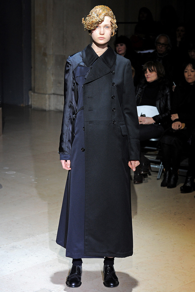 Comme des Garçons Fall 2011 Ready-to-Wear - Collection, 3, via vogue.com