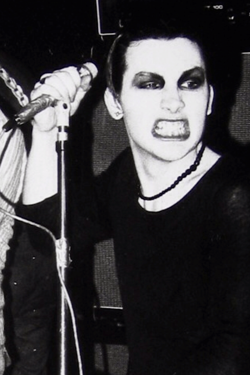 dave vanian the damned