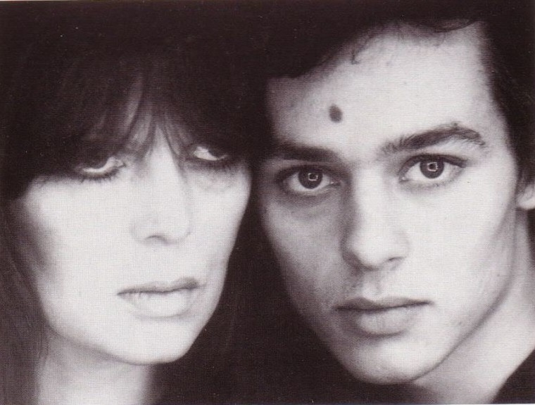 nico and her son Ari, 1981, Antoine Giacomoni