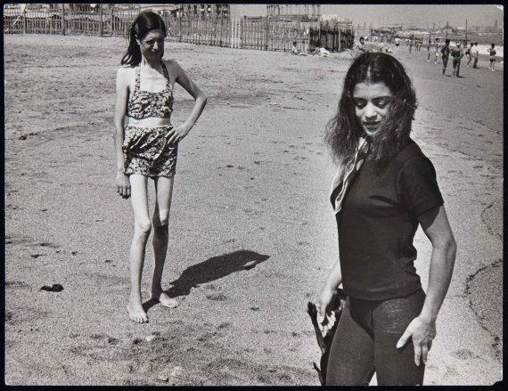 oriol maspons, la chunca, ibiza 1958