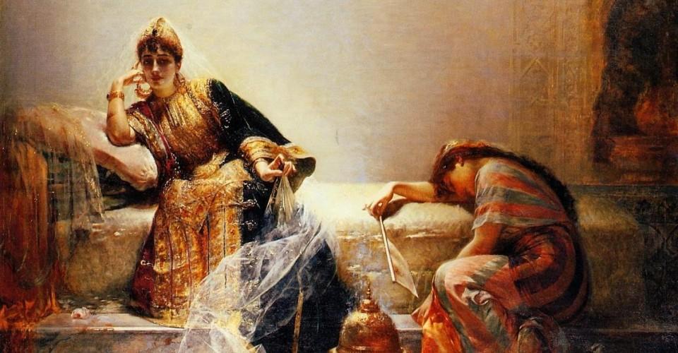 Edouard-Richter-Sheherazade-