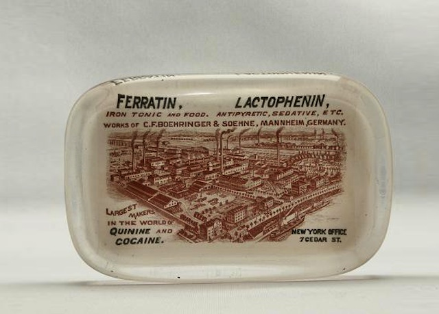 Ferratin and Lactophenin, by C. F. Boehringer & Soehne