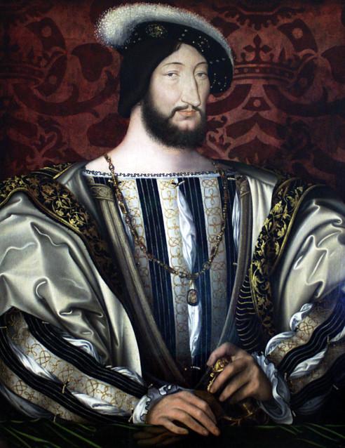 Francesco I Francia