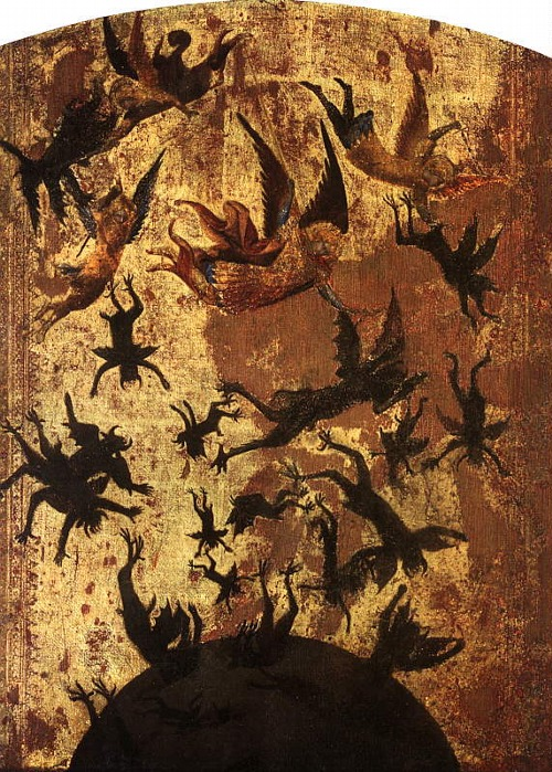 The Master of the Rebel Angels, (ca. 1340)