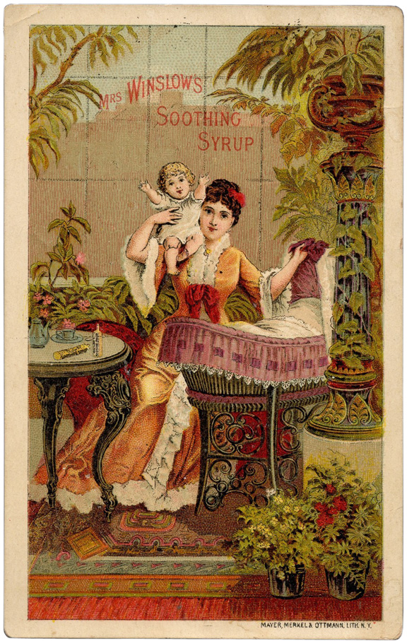 mrs wislow soothing syrup