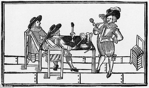 tobacco XVI century