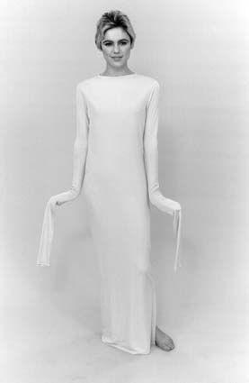 Edie Sedgwick, 1965. A Warhol film star/ **I.V.