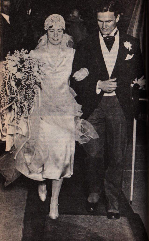 Matrimonio fra Alice Delano Forest e Francis Minturn Sedgwick, i genitori di Edie