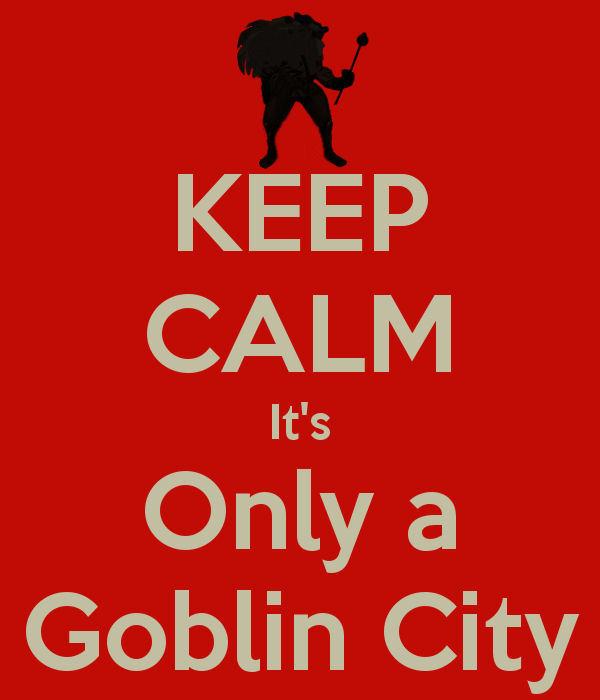Labyrinth solo una città di gnomi