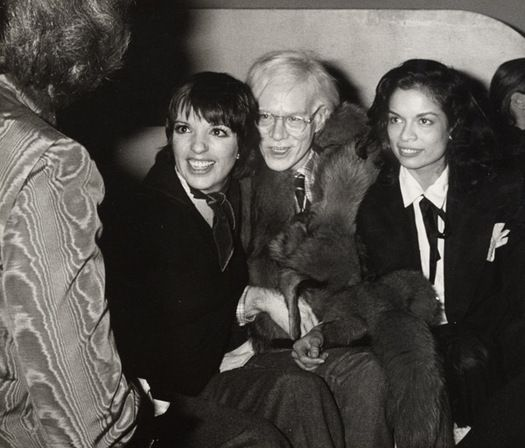 Liza Minnelli and Andy Warhol - Studio 54 Studio54, Bianca Jagger, Studios,